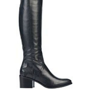 Formentini leather boots 10(40) BNWT